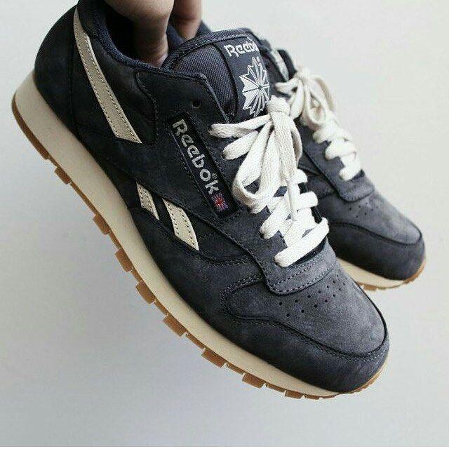 732d5c07e3e2c4 Tendance Chausseurs Femme 2017 Reebok Classic Leather Vintage Retro Suede  Tags  sneakers low-top run