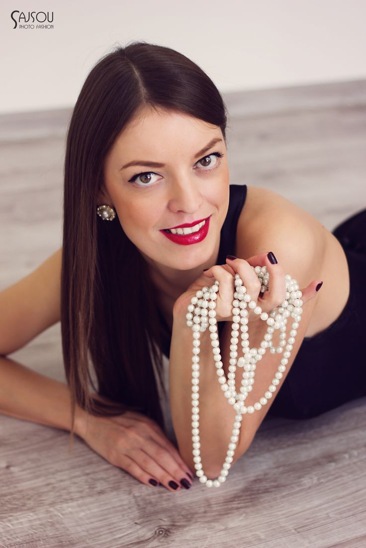 """""""A women needs ropes and ropes of pearls"""" - Coco Chanel"""