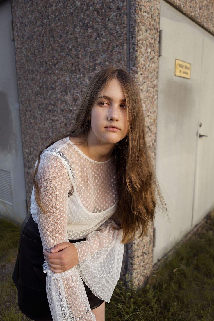 Portrait #9 Clara, June 2017 #fashion #photography
