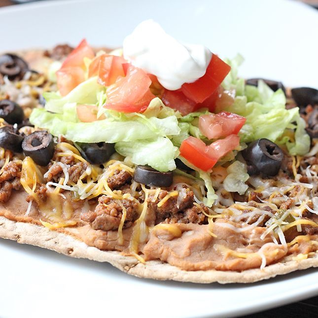 Skinny Taco Flatbread | Skinny Mom | Where Moms Get The Skinny On Healthy Living- 8 points plus