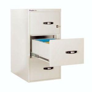 3 Drawer Legal Size Vertical File Cabinet