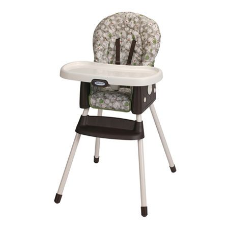 Graco SimpleSwitch High Chair Zuba (With images) | Best