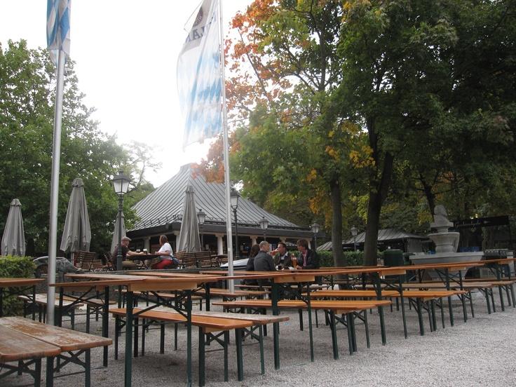 Lovely Best Biergarden and very good restaurant inside