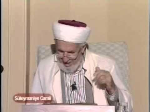 Suleymaniye Hadis ve Kuran Sohbetleri Prof. Dr. Cevat Akşit 3