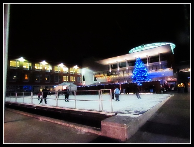 Ice Rink @ Kitchener City Hall