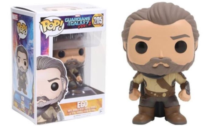 Funko POP! Gives us Our First Look at Ego The Living Planet in GUARDIANS OF THE GALAXY VOL. 2 — GeekTyrant
