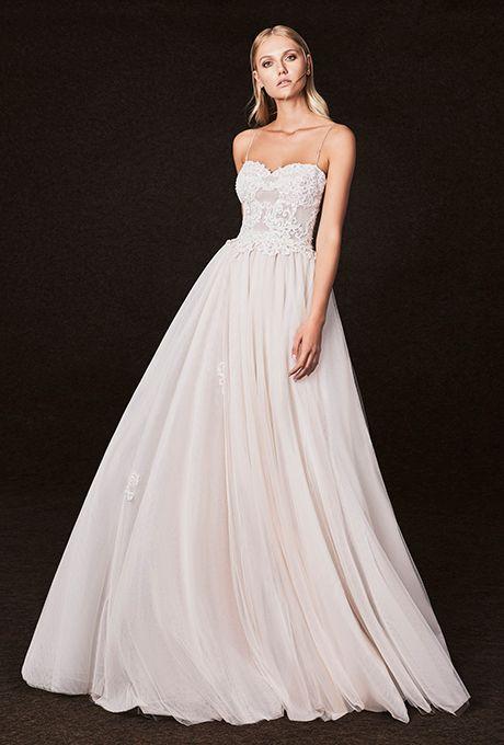 Victoria Kyriakides - Fall 2017. Wedding dress by Victoria Kyriakides