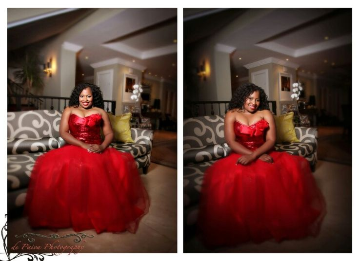 """The original """"lady in red"""""""