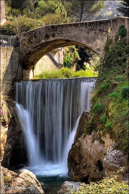 Piaggine, Cilento, ponte medievale