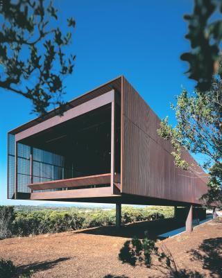 St Andrews Beach House   SGA: Sean Godsell Architects