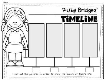 Timeline MEGA Bundle! Social Studies History for Kindergarten and First Grade. Rosa Parks, Dr. Seuss, Columbus, Lincoln, Washington, MLK, Ruby Bridges and MORE! Save on this MEGA bundle!