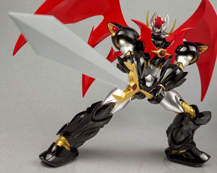 Super Robot Chogokin Mazinkaiser (Release Date: Nov 2013, Price: 6,800 Yen)  Review by: Hacchaka