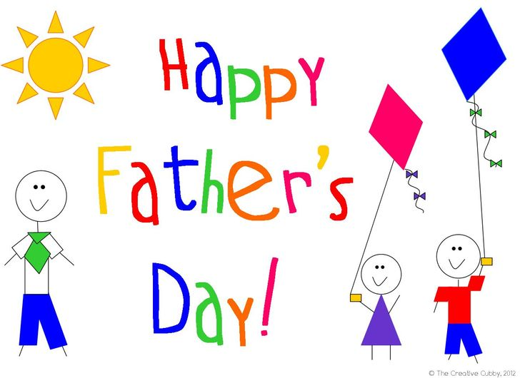 82 best fathers day clip art images on pinterest father s day rh pinterest com father's day clip art religious father's day clipart images