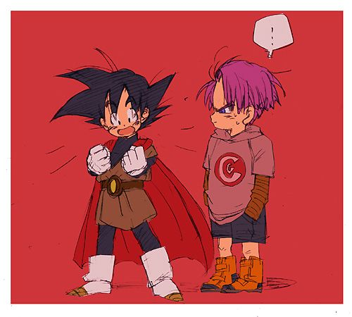 goten and trunks relationship
