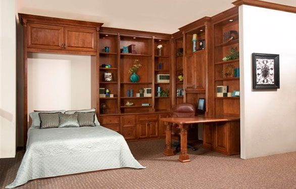 Murphy Beds And More Jupiter : Wall bed or murphy for the office learn more http