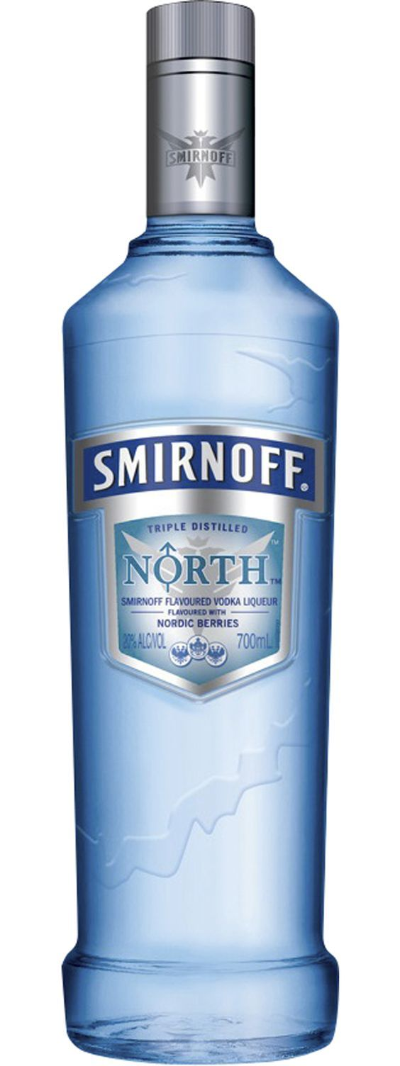 Smirnoff North Vodka