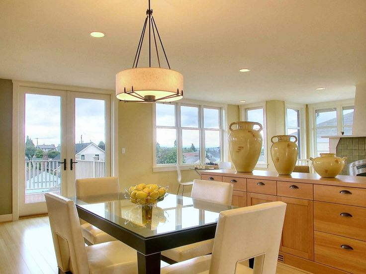 Beautiful Windsor Windows For Your Great Home Design Awesome Open Floor Plan With Leather Dining