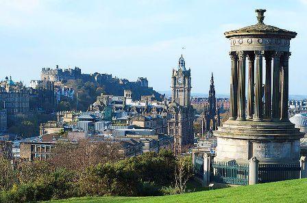 Catatan Traveling: 8 Landmark dan Tempat Wisata Utama di Edinburgh, S...