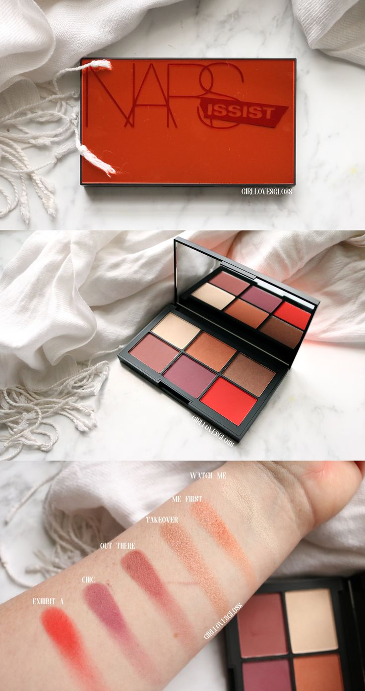 For the Blush Lovers: NARS Unfiltered Blush Palette • Girl Loves Gloss