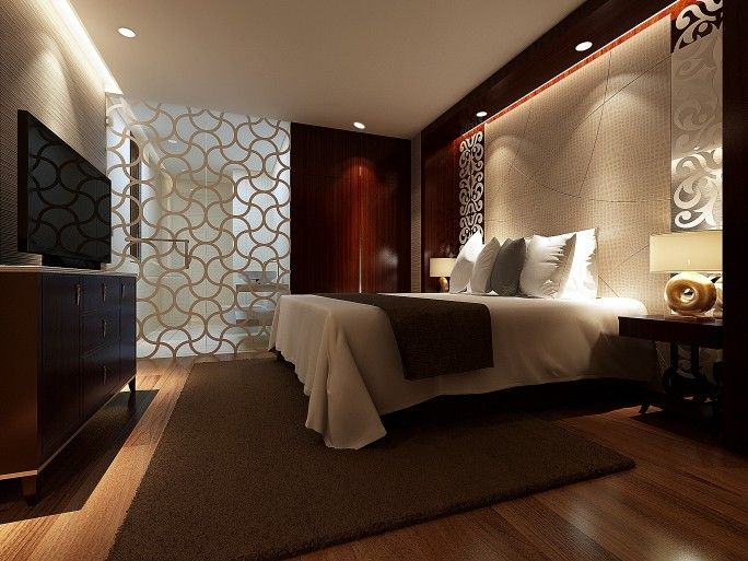18 best 83 Modern Master Schlafzimmer Design-Ideen (Bilder) images - schlafzimmer modern braun