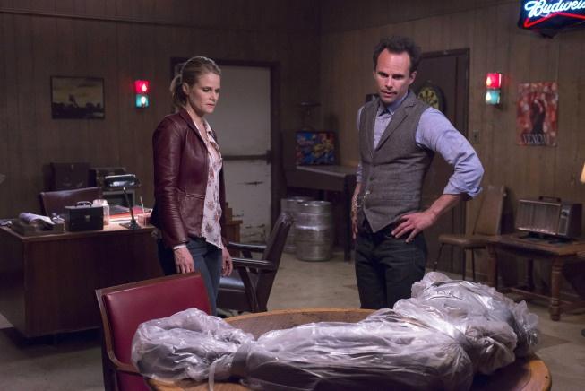Justified Season 4 Finale Ghosts