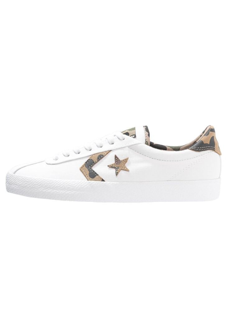 stijlvolle Converse  CONS BREAKPOINT Sneakers laag weiß/braun/oliv (wit)