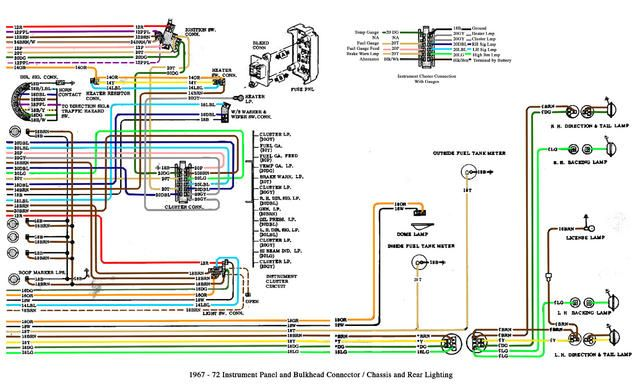engine bay/front end wiring diagram/schematic please! - The 1947 - Present  Chevrolet & GMC Truck Message Board Network | 72 chevy truck, Truck stereo,  Chevy trucksPinterest
