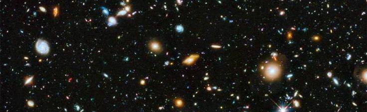 Imagem composta mostra o espectro de luz visível e infravermelho próximo