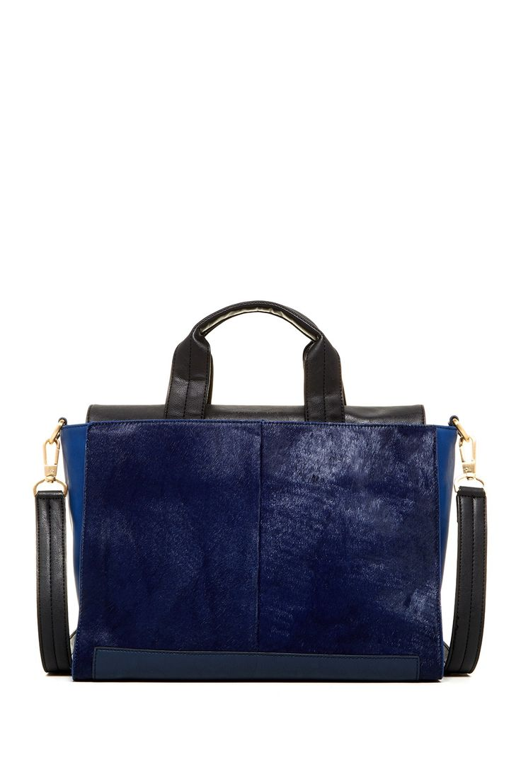 French Connection Cosmic Genuine Cow Hair Tote by French Connection on @nordstrom_rack