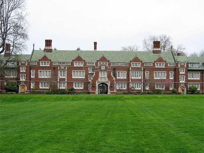 reed college, portland, oregon. Steve Jobs slept here!