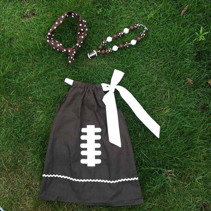 Girls Football Dress