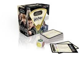 Image result for harry potter trivial pursuit