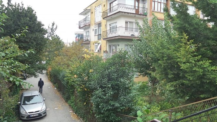 Стамбул,  Фатих.  Аксарай, Старый город,  Внутри - зелёные дворики, в которых летними вечерами, а часто и ночами, собираются и чаёвничают соседи, за долгие годы проживания ставшие одной большой, шумной и дружной турецкой семьей.   misterytown