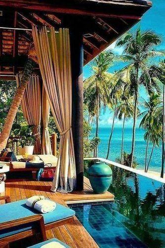 Möchtest du ein romantisches und exotisches #LunaDeMiel haben? Eine tropische Insel mit