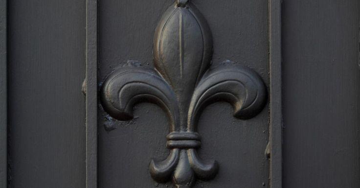 Colores de los santos de Nueva Orleans