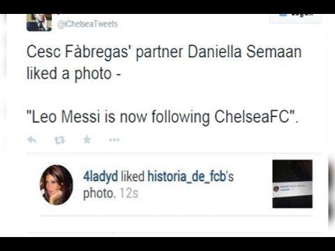 Daniella Semaan, esposa de Cesc Fábregas, quiere que Messi fiche por el Chelsea | CORAZON VIP 2