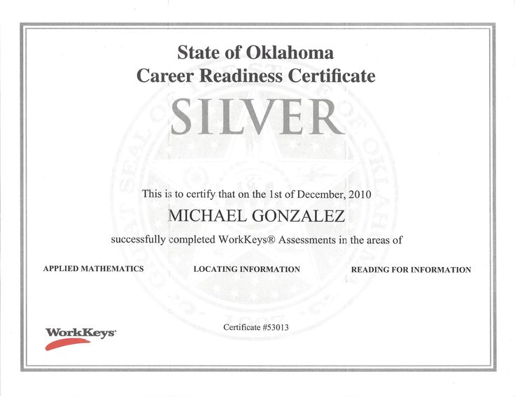 Best 25 workkeys test ideas on pinterest act practice test to earn this certificate individuals complete skills testing via workkeys assessments developed by the renowned testing company fandeluxe Image collections