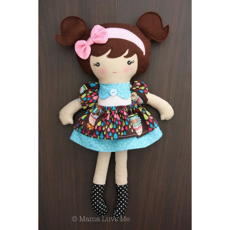 $45.00 handmade Doll by MamaLuvsMe on Handmade Australia