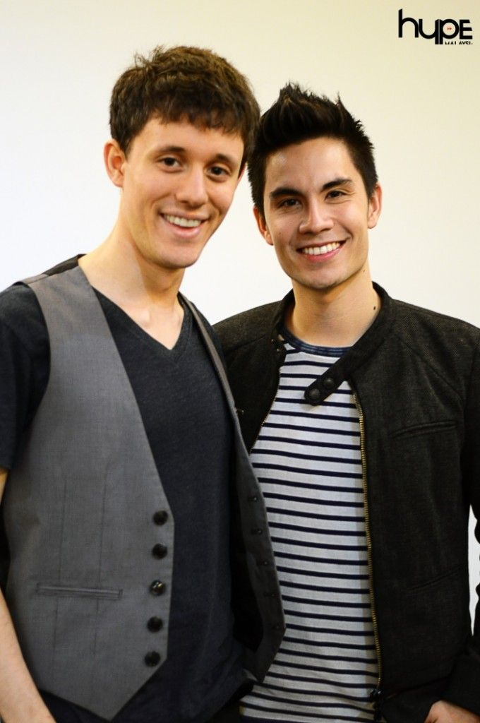 Interview: Up Close & Personal With Sam Tsui & Kurt Schneider | Hype.