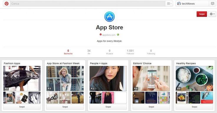 App Store | Pinterest Si usas un iPhone o iPad no te pierdas la nueva opción de Pinterest. Sí, como lees, una de las redes sociales más usadas en los últimos años, poco a poco ha ido incorporando diversas opciones. Después de haber anunciado su alianza con Apple ha dado la posibilidad de descargar aplicaciones iOS desde su aplicación móvil.