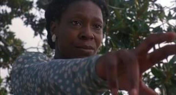 Whoopi Goldberg As Celie Harris Johnson (The Color Purple