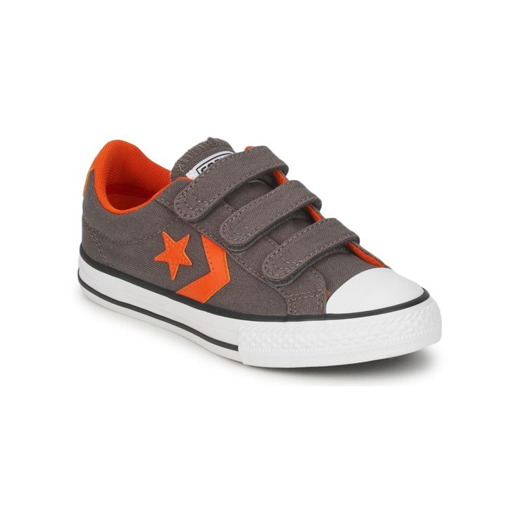 Converse STAR PLAYER OX Antraciet / OranJe