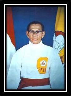 Bpk. Raden Mas Soebandiman Dirdjoatmodjo, pendiri Perisai Diri