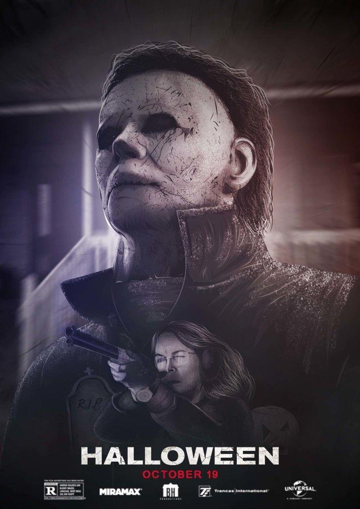 Halloween Horror Nights 2019 Poster.Halloween Halloween 2018 Fan Posters In 2019 Halloween