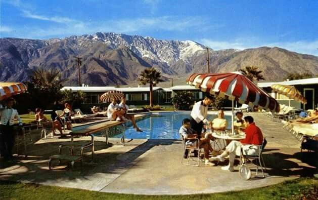 1000 images about coachella valley then on pinterest for Thunderbird golf course palm springs