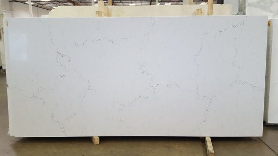 Countertop over laundry - Misterio Pental Quartz | Powder ...