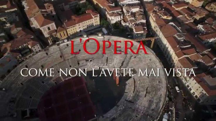 Che meraviglie e quanti segreti nel dietro le quinte dell'Arena!/So many backstage wonders and secrets going on at the Arena!