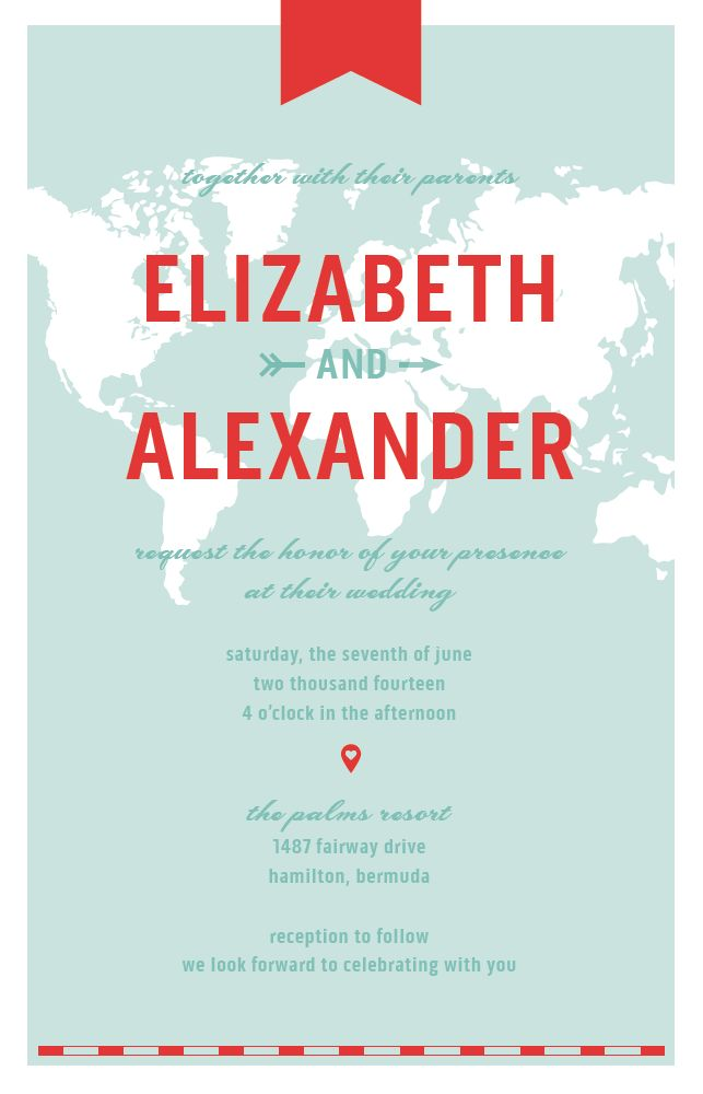 17 best images about destination wedding on pinterest With destination wedding invitations vistaprint