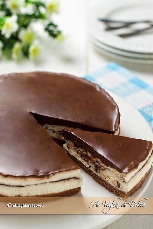 TORTA FREDDA KINDER PINGUì, una torta freschissima con un ripieno cremoso e…
