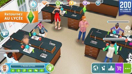 Les Sims Gratuit : mise à jour 5.32.1 disponible <<The Daily Sims